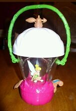 Disney Tinkerbell Light Up Lantern Lamp Pretend Play Peter Pan Toy Fairy Glow