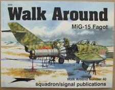 MiG-15 Fagot - Walk Around - Squadron/Signal