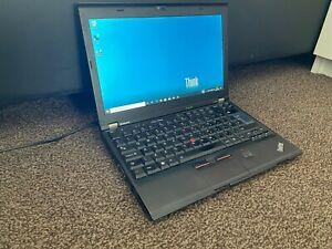 "Lenovo ThinkPad X220 - Intel Core i7 | 8GB | 500GB | 12.5"" | Win10 Pro"
