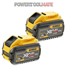 Dewalt DCB547 18V/54V FLEXVOLT XR 9.0Ah Li-ion Battery (Twin Pack)