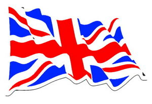 high detail airbrush stencil  brit flag  FREE UK POSTAGE
