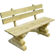 Rowlinson Wooden Up to 2 Seats Garden Chairs, Swings & Benches
