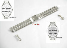 Timex Replacement Band t2m454 & t2m457 T-Series Perpetual Calendar - t2m453