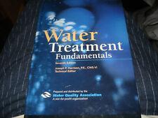 Water Treatment Fundamentals Seventh Edition