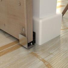 Stainless Steel Floor Guide Wall Mount For Sliding Barn Door Hardware