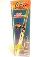 Skytrax Estes 66141 Flying Model Rocket Kit #2454 open box, Rare
