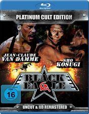 Black Eagle - Uncut & HD-Remastered Jean-Claude van Damme Blu-ray Neu!