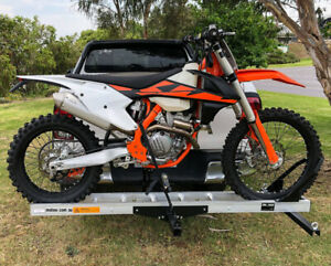 MO-TOW MOTORCYCLE BIKE CARRIER - ORIGINAL 1900mm