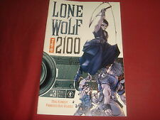 LONE WOLF AND CUB 2100 #3 Dark Horse Comics 2002   NM