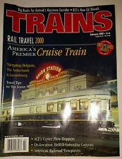 Trains Magazine February 2000