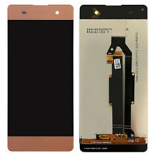 "5"" Sony Xperia XA F3111 F3113 F3115 Rose-Gold Touch Screen LCD Display Replace &"
