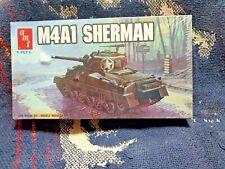 AMT - ERTL #8639 1/72 M4A1 Sherman Tank