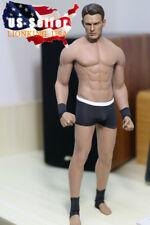 1/6 Captain America Chris Evan Head PHICEN M33 Seamless Male Muscular Figure Set