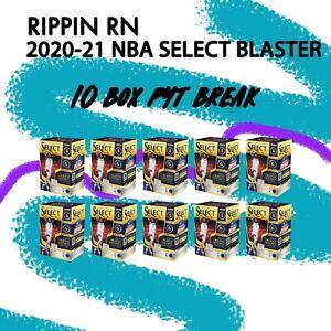 Orlando Magic 2020-21 NBA Select 10 Blaster Box Team Live Break #23