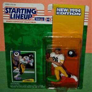 1994 ROD WOODSON Pittsburgh Steelers #26 NM *FREE_s/h* final Starting Lineup