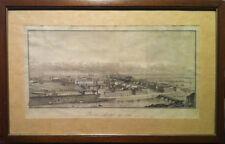 Marco Nicolosino (1787-1858) -  Original Design -  City Of Torino (1800s)