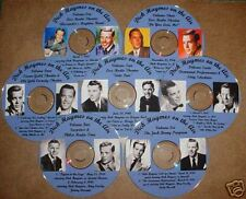 DICK HAYMES on the air Vintage Radio Shows OTR-CDs