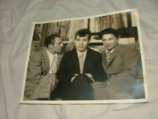 Vintage c1936 Yiddish Theatre Theater Photo