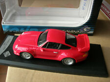SOLIDO 1/43 METAL PORSCHE 911 GT2 1996 !!!!!