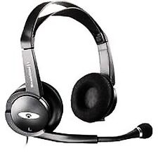Plantronics Gamecom 1 Binaural Stereo Gaming PC Headset with Dual 3.5mm Plugs