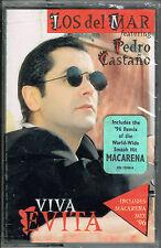 Viva Evita by Los del Mar (Cassette) BRAND NEW FACTORY SEALED