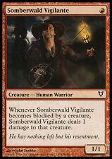4x Vigilante por Somberwald - MAGIC AVR Restaurada Avacyn Eng