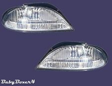 Ford Falcon EF Altezza Clear Chrome Tail Lights NEW