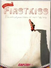 Capita's First Kiss -  Snowboarding - Extreme Sports NO Booklet-DVD