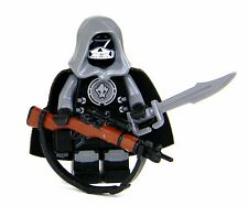 Post APOC Stalker Military Minifigure (SKU77) made with real LEGO®