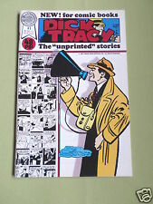 DICK TRACY - THE UNPRINTED STORIES  -  BLACKTHORNE USA COMIC - #1 - SEPT 1987
