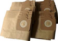20 x TITAN Vacuum Cleaner Paper Dust Filter Bags Hoover Bag 16L 20L 30L 40L