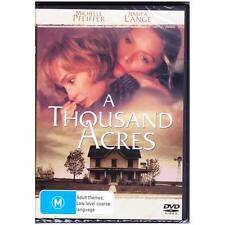 DVD A THOUSAND ACRES Michelle Pfeiffer Jessica Lange Drama PAL REGION 4 [BNS]