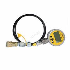 10000PSI Digital Hydraulic Pressure Test coupling Kit for Bobcat machine