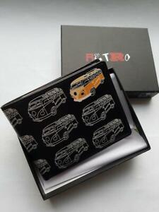 Golunski Leather retro wallet Volkswagen Camper Van