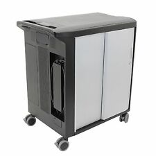 DELL Mobile Computing Cart Managed UK storage lockable USUALLY £2220.00! docking