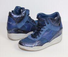 SKECHERS SKCH Plus 3 Pops White Red 8.5 Women's Wedge Sneaker Shoes 48571 WRNV | eBay