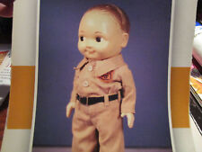 3pg Buddy Lee Doll History Article / MAN OF ACTION / Karen Miller