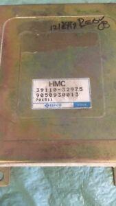 1989-1991 Hyundai Sonata ecm ecu computer 39110-32975