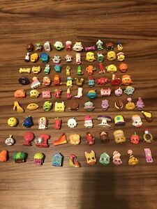 Lot of 90 Shopkins - All Different Season - Some rare  must see