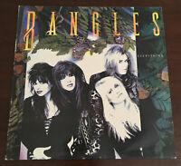 The Bangles - Everything 1st Press Greek Vinyl 1988 LP + Insert Org Rare EX/VG+