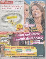 Télé Star N°1968 - 16/06/2014 - Charlene De Monaco - C. Casiraghi - JANE SEYMOUR