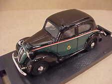 Fiat 1100 (508c.) Taxi di Milano 1937 - Brumm R062 Miniature