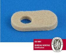 "#281 Adhesive Felt Flesh Colored Pre-cut Corn Pads 1/8'' 100/BG USA 1-3/8""x3/4"""