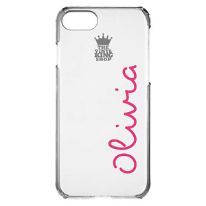 Love Island Style Mobile Phone Sticker - 2 x Personalised Name Decals Samsung