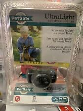 New listing PetSafe In-Ground Deluxe Ultralight Collar Receiver Ul-250-1 Brand New, Sealed