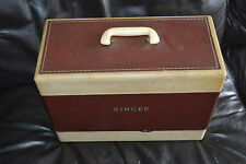 SINGER 99K SEWING MACHINE, WITH MANUAL & ACCESSORIES