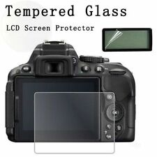 Tempered Glass Camera Screen HD Cover Protector For Canon 5D Mark III 5D3 MK III
