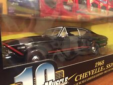 Ertl 1:18  1968 Chevy Chevelle SS396 1 Of 4,998 Item 36512