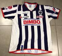 VTG 2006 Men´s Atletica Rayados Monterrey Sz XL Soccer Jersey futbol mexico