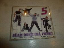 FIVE - Slam Dunk (DA Funk) - Deleted 1997 UK 4-track enhanced CD single